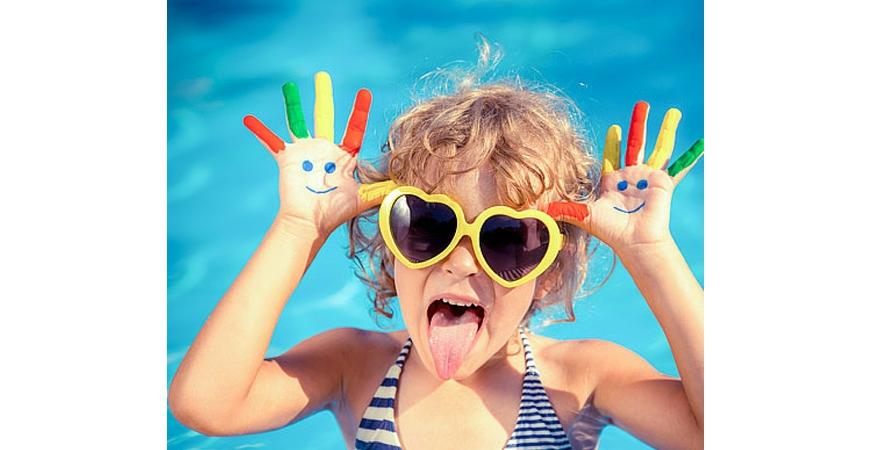 Καλοκαίρι  Ευκαιρία δημιουργικής έκφρασης του παιδιού μακριά από το σχολείο f0057f5ad70